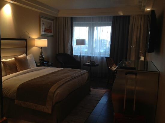 InterContinental Moscow Tverskaya Hotel: Room 926 (superior) - pure luxury