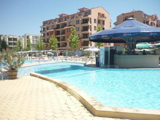 Ivana Palace Hotel: Piscine