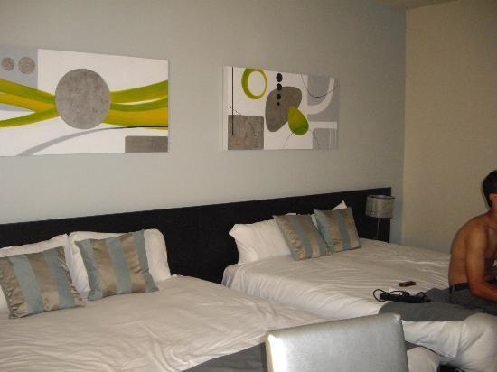 Argento Hotel: chambre