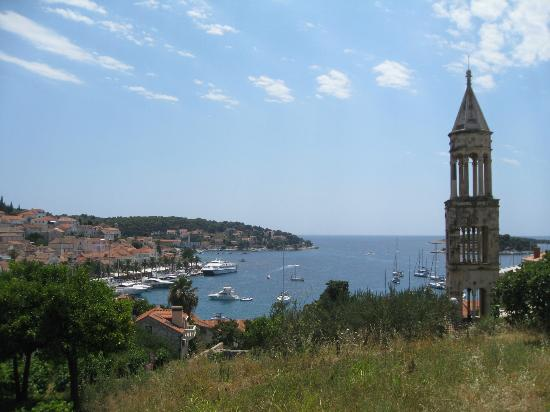 Hvar Island, Croatia: Historic vistas