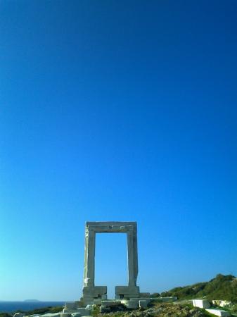 Soula Hotel: Le portique de Naxos