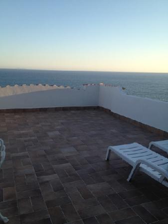 Hotel Punta Rossa: terrazza camera 41
