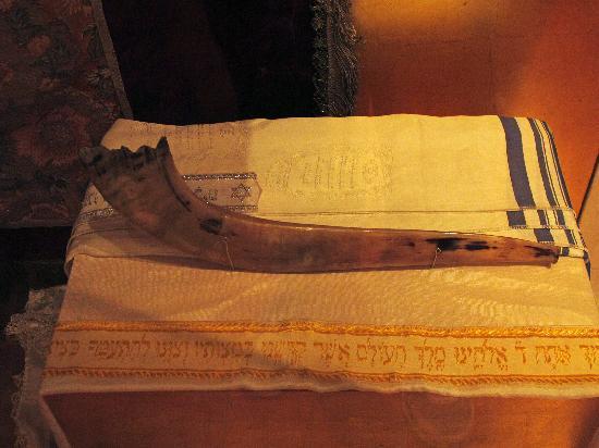 Synagogue: Ceremonial Jewish Horn, Dubrovnik