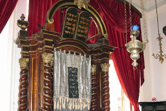 Altar, Jewish Synagogue, Dubrovnik