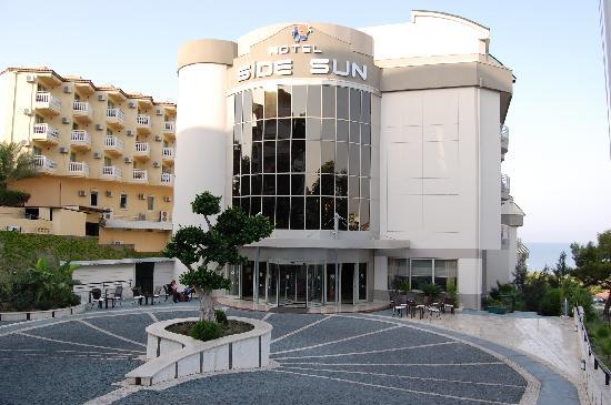 Kumkoy, Turchia: hotel Side Sun
