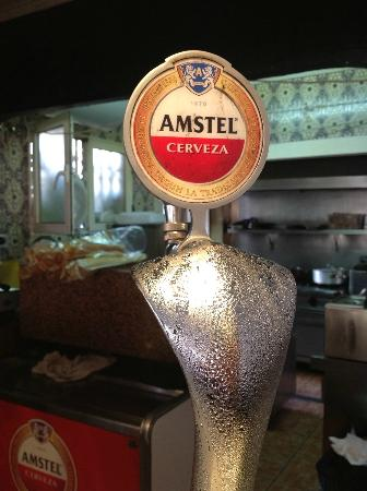 Ronald's: We have Amstel