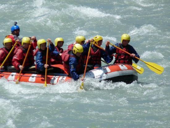 Rafting Adventure: Avanti Avanti AAAAAVAAAAAANTIIIIII !!