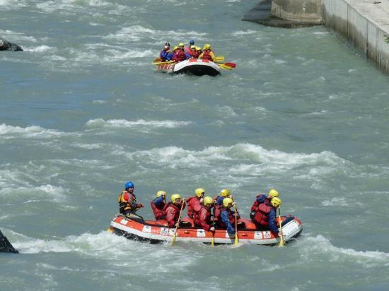 Rafting Adventure: destra AAAAAAAVANTIIIIII