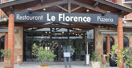 Le Florence : Façade du restaurant