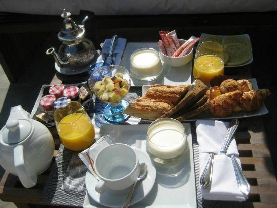 Cesar Resort & Spa: Petit Déjeuner 