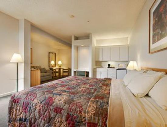 Lexington Inn: Standard King Bed Room