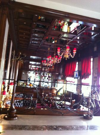 Kebur Palace Hotel: Hotell bar
