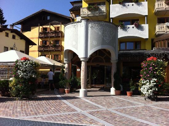 Hotel Piz Galin: esterno hotel