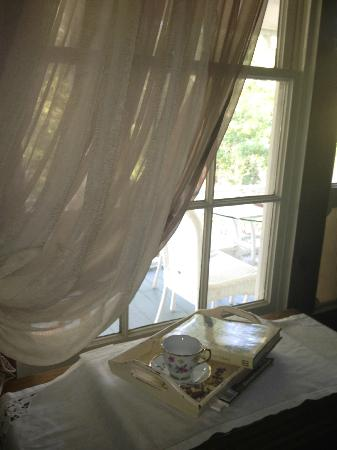 Holly Hill Homestead B&B: Lady Bird room.