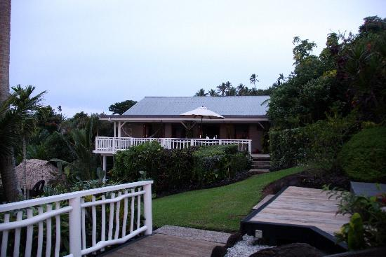 Taveuni Palms Resort: lower villa