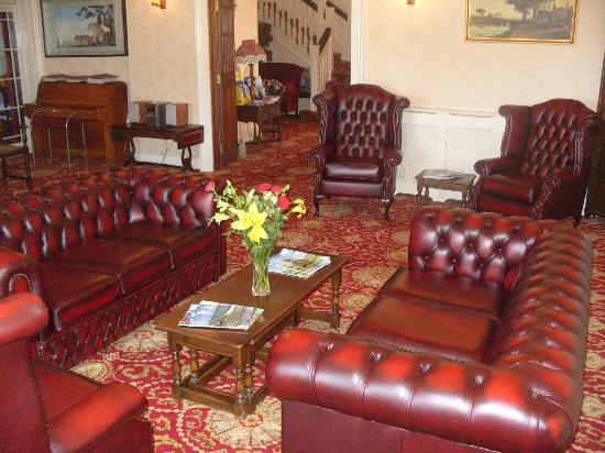 Haddon House Hotel: Lounge