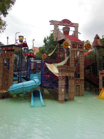 Goodview Hotel Tangxia: kids paradise