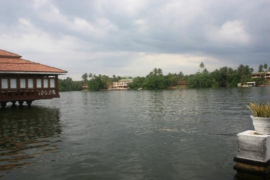 Club Villa: La lagune