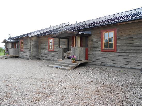 Knappgården: Our accomodations