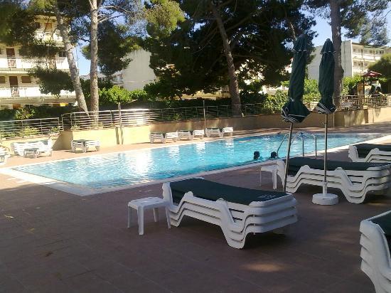 Golden Port Salou: Small pool