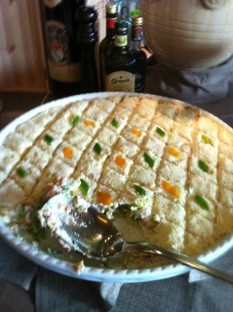 Picanha's: torta di insalata formaggio e altro