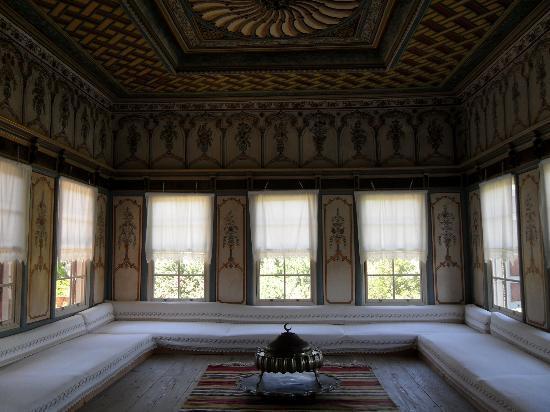 Mehmet Ali Aga Mansion: Başoda