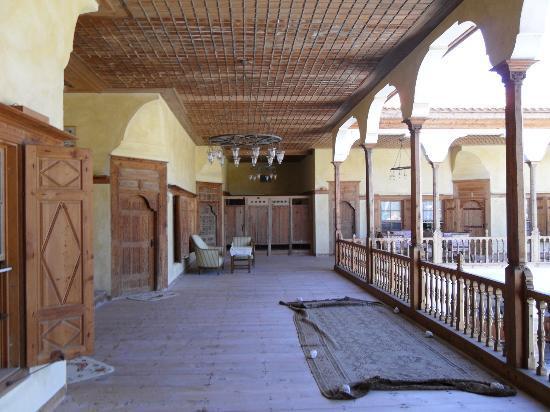 Mehmet Ali Aga Mansion: Otel 