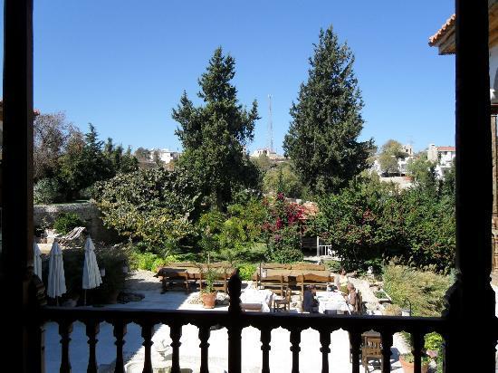 Mehmet Ali Aga Mansion: Bahçe