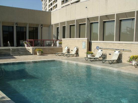 Hyatt Regency DFW: pool
