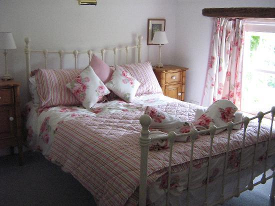 Truro, UK: Our room at Bodrean Manor Farm