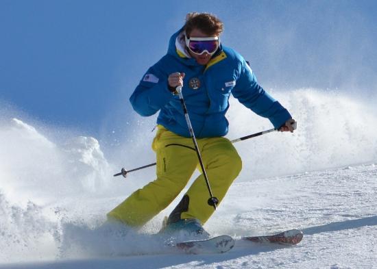 a.s.d. Snowdreamers Cortina: Davide