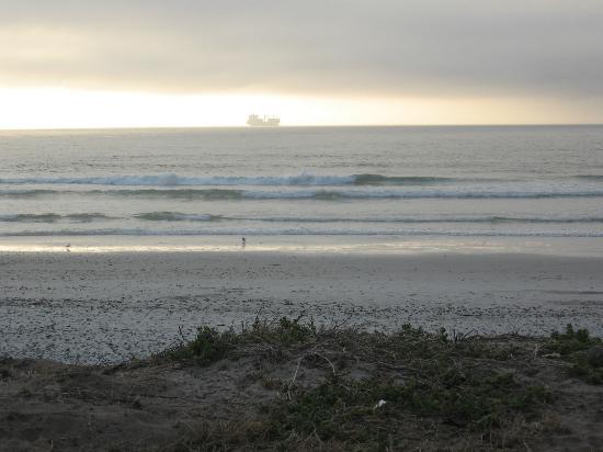 Sunset Residence: spiaggia di Sunset Beach al tramonto