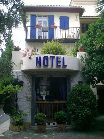 Hotel Villa La Malouine: Facciata