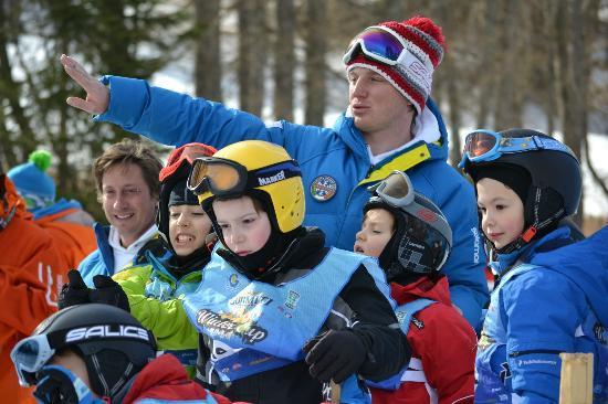 a.s.d. Snowdreamers Cortina: Prima della Gormiti Cup organizzata da Snowdreamers  a Cortina.