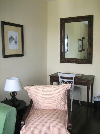 Hotel Villa de Bubion: Salón