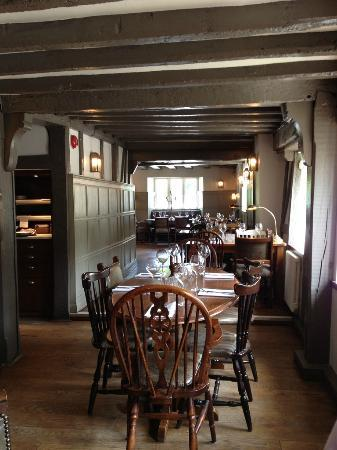 The Swan Inn: The Restaurant