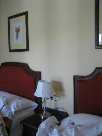 Hotel Villa de Bubion: Habitación 1