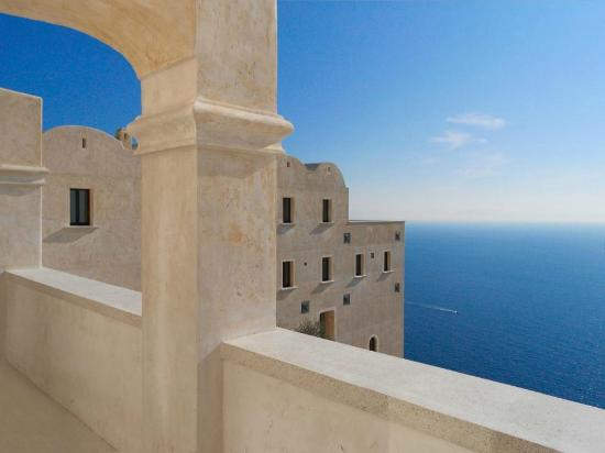 Monastero Santa Rosa Hotel & Spa: Room view