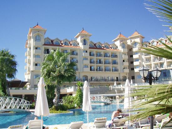 Side Mare Resort & Spa: Hotellet