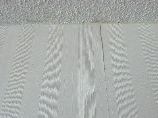 راديسون هوتل سينسيناتي ريفرفرونت: Stained, peeling wallpaper