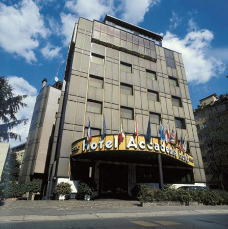 Antares Hotel Accademia: Exterior View