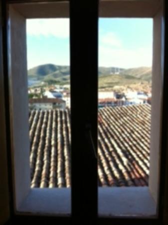 Hotel Castillo de Ateca: La Ventana