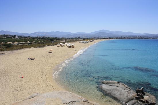 Hotel Pirgos Stelida: spiaggia prokopios
