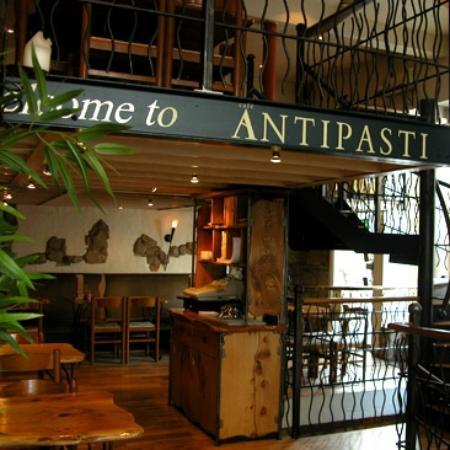 Travelers who viewed Cafe Antipasti also viewed