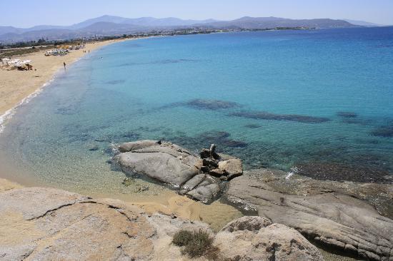 Hotel Pirgos Stelida: spiaggia di prokopios