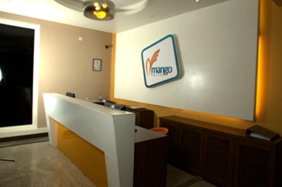 Mango Hotels, Bangalore - Koramangala II: Reception