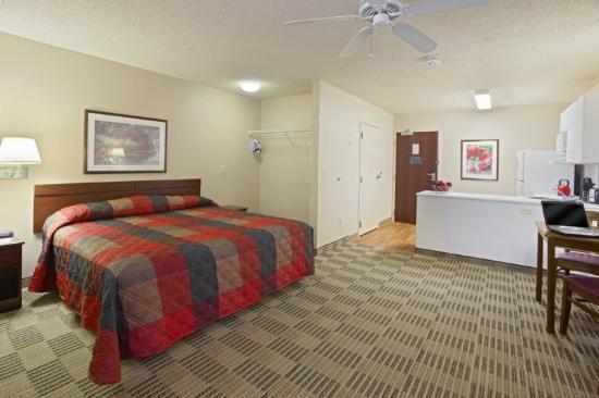 Extended Stay America - Fremont - Newark: King Studio