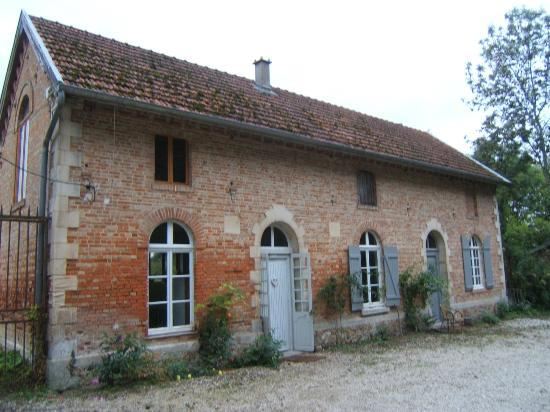 Domaine du Chateau de Mairy: THe Cottage