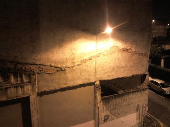 Hotel Arbeyal: Vistas desde la habitación 226