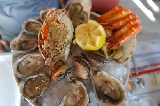 La Criee Nimes: Ассорти с морепродуктами на одну персону